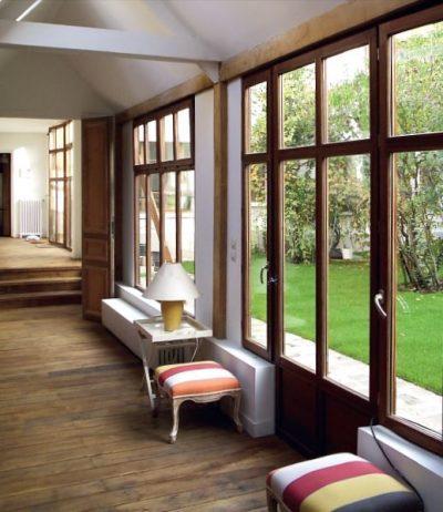 Fenêtre En Bois Comment La Poser Sur Un Ancien Bâti